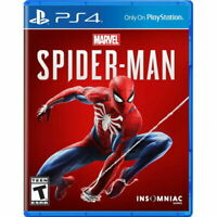 MARVEL SPIDERMAN PS4 NEW! SPIDER-MAN, SPIDER MAN, FAR FROM HOME, WEB CRAWLER   0