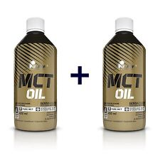 OLIMP MCT Oil 2x 400 ml PURE FATTY ACIDS FOR DIET AND WEIGHT MANAGEMENT