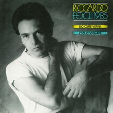 CD RICCARDO FOGLI omonimo 1985