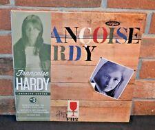 FRANCOISE HARDY - Mon Amie La Rose, Ltd Mono 180G BLACK VINYL LP Gatefold NEW!