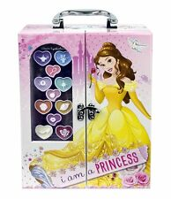 DISNEY PRINCESS COSMETIC WARDROBE JEWELLERY BOX MAKEUP COLLECTION **NEW**