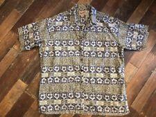 Woolrich Mens Vintage Hawaiian Shirt Size XL