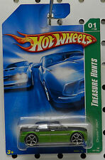 T HUNT TREASURE 2008 GREEN CHRYSLER 300C PIMPED OUT 08 MOPAR HOT WHEELS HW