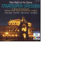 Staatsoper Dresden Gala Night at the Opera Arleen Auger Kurt Moll Peter Schreier