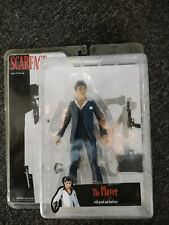 Mezco Scarface 7 the Player In Black Suit Action Figure