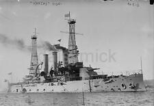 """US Navy USS Kansas World War 1 6x4"""", Reprint Photo a"""