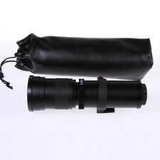 420-800mm Super Telephoto Zoom Lens for Nikon D7000 D5100 D300S D90 D5300 D7100