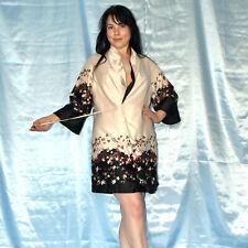 kurzer, weicher MORGENMANTEL* S  Negligee* Bademantel* Nachthemd* Kimono* Pyjama