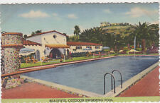 Murrieta,CA.Guenther's Murrieta Hot Springs,Swimming Pool,Riverside Co.Used,1953
