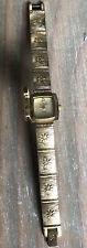 AK Anne Klein Diamond Watch Bracelet 10/7528 VX00A