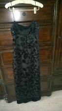 Kay Unger Beaded Top Gown  2