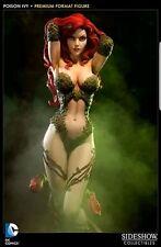 Poison Ivy Premium Format Figure Sideshow Collectibles EX 663/1500 DC Comics
