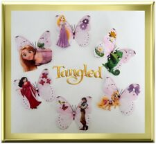 Disney Tangled wall stickers,girl's bedroom decor, all art stickers,child,3d