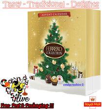 Ferrero Colección Chocolate Calendario de Adviento Navidad Navidad Cuenta Regresiva 271g
