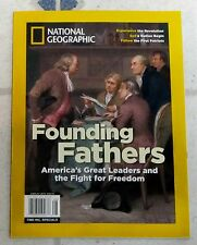 FOUNDING FATHERS National GEOGRAPHIC America's Great Leaders FIGHT FOR FREEDOM