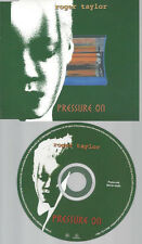 CD--PROMO--QUEEN  ROGER TAYLOR--PRESSURE ON