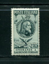 Italy  1950  #537  Gaudenzio Ferrari   1v.  MNH  E720