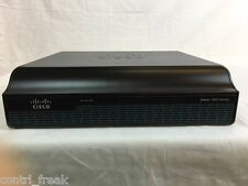 Cisco 1941 Integrated Wired Router, 2 Gigabit Ethernet Ports, 256MB Flash