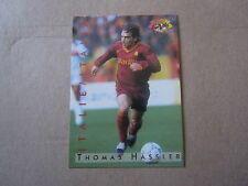 Carte panini - Official Football Cards 1995 - Italie - N°17 - Thomas Hässler