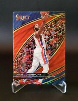 ANDRE DRUMMOND - 2019-20 Panini Select TMALL - COURTSIDE RED PRIZM #220 🔥📈 SP