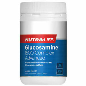 Nutralife - Glucosamine 1500 Complex Advanced,Joint health, 90t