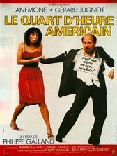 Affiche -  QUART D'HEURE AMERICAIN (le) - 40x55cm