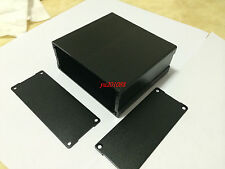 """DIY Aluminum Box Enclousure Case Project electronic 3.94""""x 3.82""""x1.57""""(L*W*H)"""