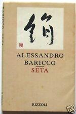 ALESSANDRO BARICCO - SETA  - ROMANZO