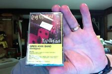 Greg Kihn Band- Kihntagious- new/sealed cassette tape