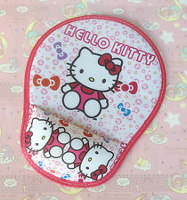 Pink Colour Lovely Mouse Pad  w Hello Kitty~W