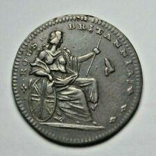 More details for middlesex, london, rouse britannia!/thomas paine etc. farthing token d&h 1113