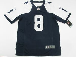 Troy Aikman #8 Dallas Cowboys Game Thanksgiving Throwback Player Jersey