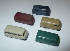 Rietze Mercedes-Benz L 319 Bus And Box 1:160 N Gauge - 5 Pieces New