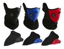 Maschera da sci antivento proteggi orecchie naso bocca salvacollo per inverno