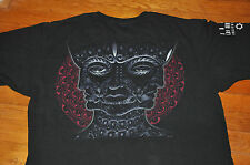 Tool Vtg 90s concert tour anvil black T-shirt metal industrial Xl