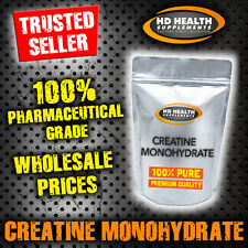 ULTRA PURE CREATINE MONOHYDRATE MICRONIZED 400g | PRE WORKOUT | PREMIUM QUALITY