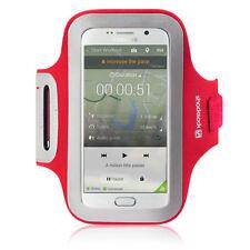 Étuis, housses et coques brassards rouge pour téléphone mobile et assistant personnel (PDA) Samsung
