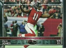 2015 Topps Football set lot of 2,000 Base Cards w/ Rookies all IN CARD SLEEVES