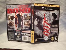 James Bond 007: Everything or Nothing (Nintendo GameCube, 2004) Complete, EXC