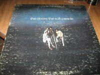 "1983 The Doors ""The Soft Parade"" LP Album, Record Vinyl"