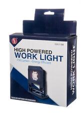 work light high powered bright 750 lumen COB bulbs magnets handle kick stand