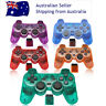 PS2 Wireless 2.4GHz RF Gamepad Game Controller Dual Vibration For PlayStation 2