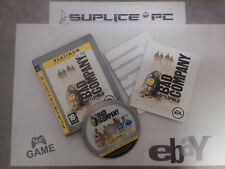 SONY PS3 - JEU - BATTLEFIELD : BAD COMPAGNY (PLATINUM + AVEC NOTICE)