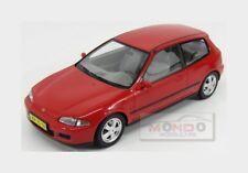 Honda Civic Vti Eg-6 1992 Red Triple 9 1:18 T9R-1800100