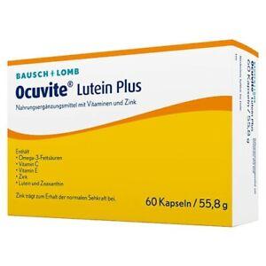Ocuvite® Lutein Plus 60 St