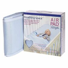 NEW  BREATHING SPACE AIR PAD SLEIGH BLUE