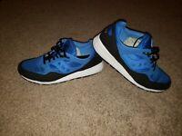 Saucony Shadow 6000 Original Blue Black Running Shoes S70007-72 - Men's Size 13
