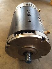 AMD Electric DC Motor w/mount brackets for cars and trucks. Netgain Warp 9 size