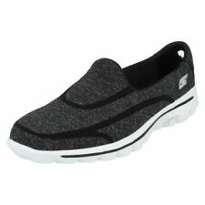 Skechers Trainers Textile Flats for Women