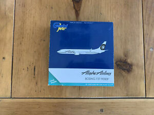 Alaska Airlines 737-900 Gemini Jets 1:400 Scale